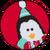 красный с Penguin