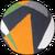 серый (абстрактный треуольник)