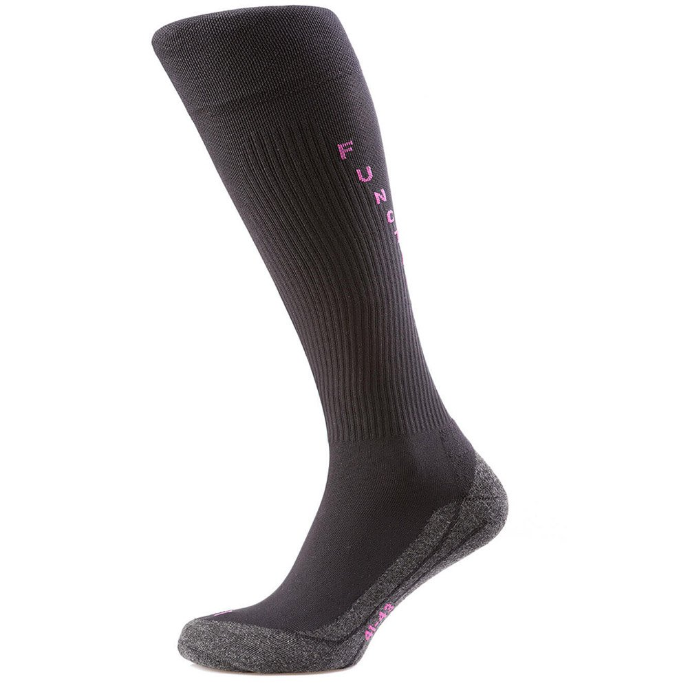Носки компрессионные, чёрный MansSet