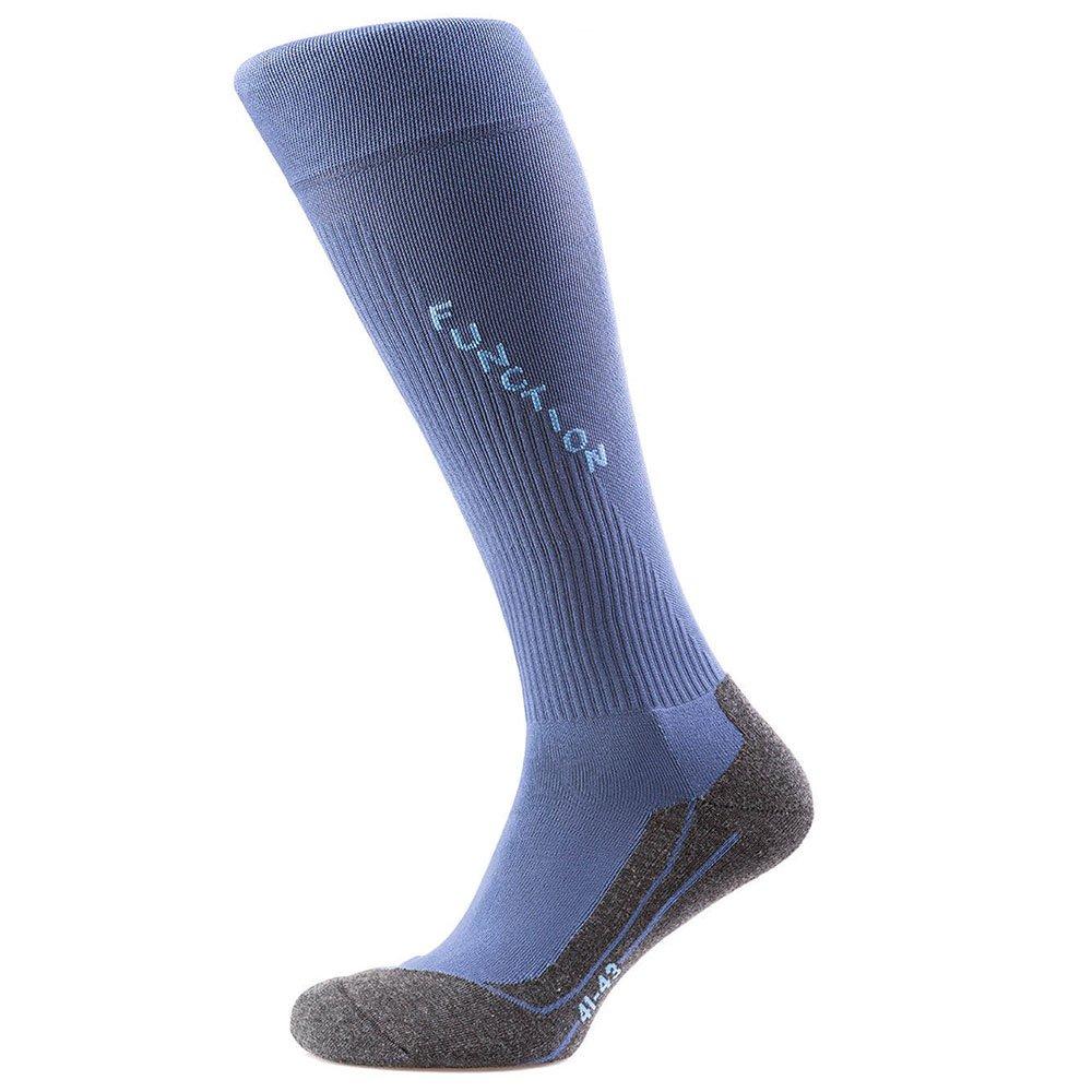 Носки компрессионные, синий MansSet